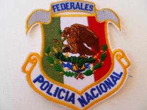 Federales badge